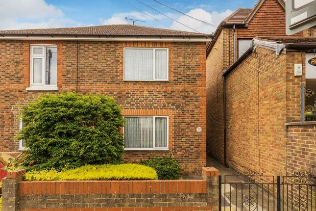 Thumbnail Semi-detached house for sale in Church Road, Horley