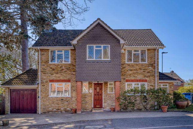 4 bed detached house for sale in Davema Close, Chislehurst BR7