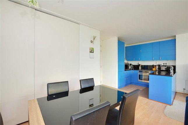 Kitchen/Diner of Becquerel Court, West Parkside, Greenwich, London SE10