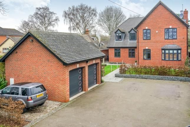 Thumbnail Detached house for sale in Engleton Lane, Brewood, Stafford, Staffordshire