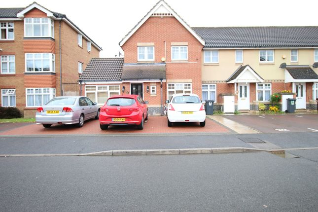 Thumbnail Semi-detached house for sale in Garrison Close, Hounslow, Greater London