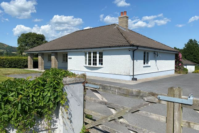 Thumbnail Bungalow for sale in Cilycwm, Llandovery
