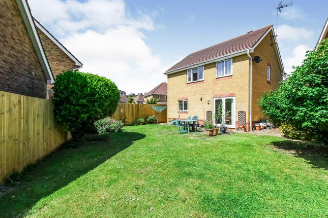 Thumbnail Detached house for sale in Glyn Y Gog, Rhoose, Barry
