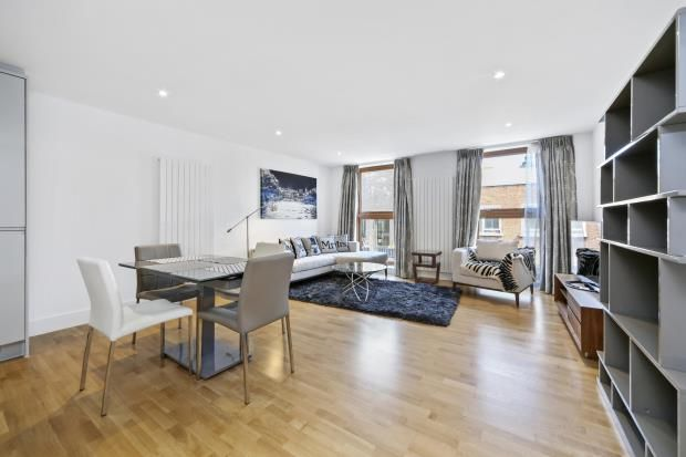 Thumbnail Flat for sale in Arlington Road, Camden, London