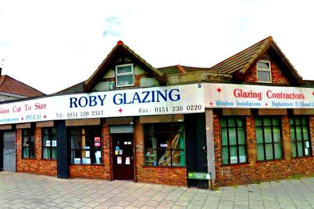 Thumbnail Commercial property for sale in Acacia Avenue, Huyton, Liverpool