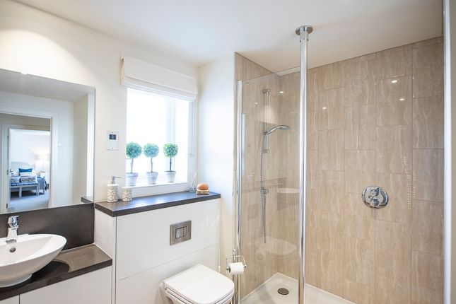Thumbnail Flat for sale in 46 The Grange, Gallagher Square, Warwick