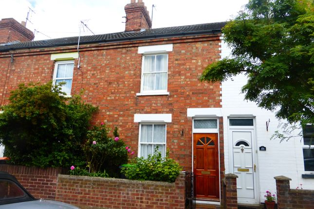 Thumbnail Terraced house for sale in Bower Street, Bedford