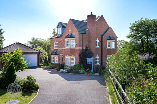 Thumbnail Town house for sale in Lodge Side, Bury, Lancashire