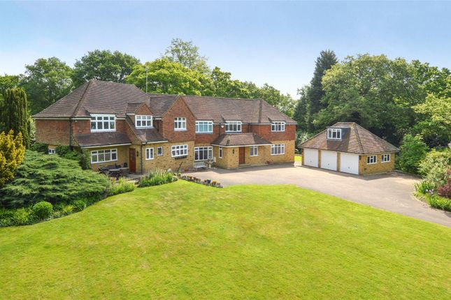 Thumbnail Detached house for sale in Pachesham Park, Leatherhead, Surrey