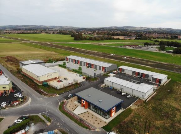 Thumbnail Light industrial for sale in Broadhelm Business Park, Pocklington