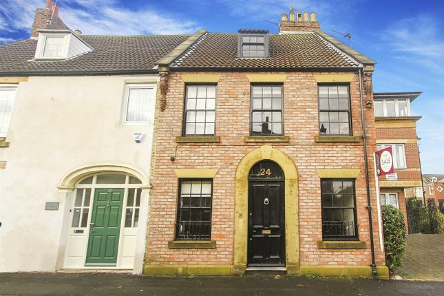 Thumbnail Terraced house for sale in East Percy Street, North Shields