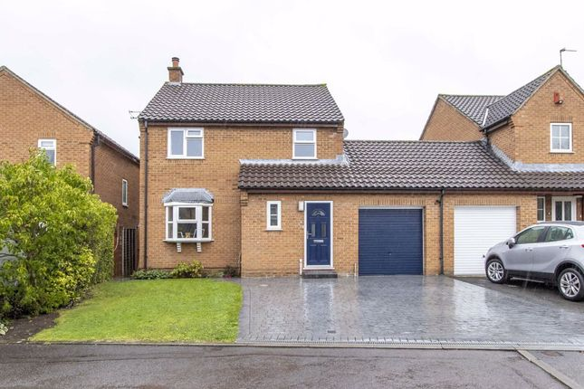 3 bed link-detached house for sale in Robbins Close, Bradley Stoke, Bristol BS32