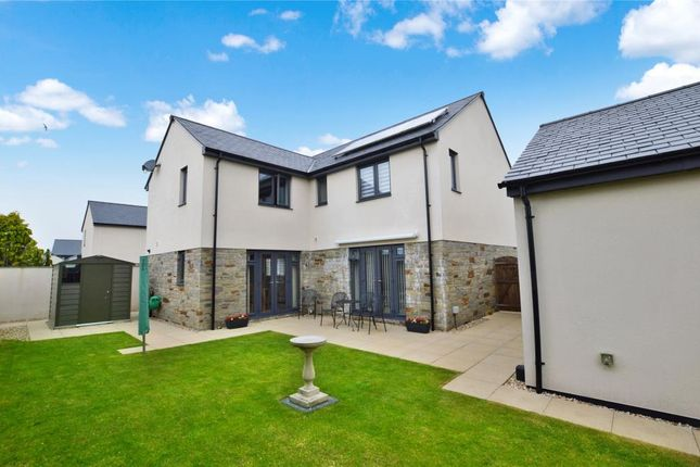 Thumbnail Detached house for sale in Lord Morley Way, Plymouth, Devon