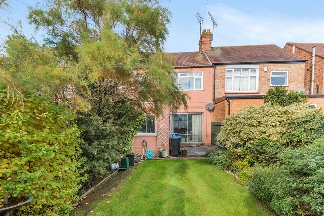 Thumbnail Terraced house for sale in Pevensey Avenue, London