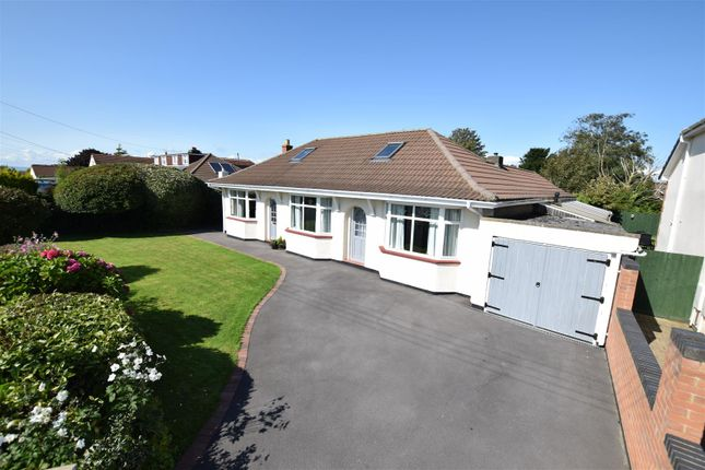 Thumbnail Detached bungalow for sale in Valley Road, Portishead, Bristol