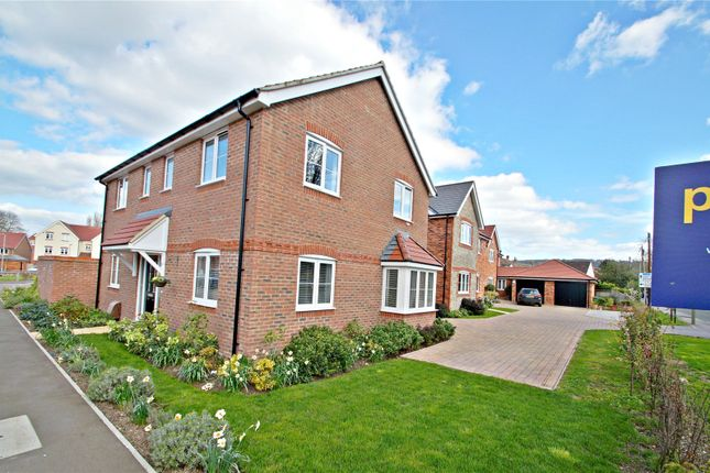 Thumbnail Detached house for sale in Burgidge Way, Chinnor