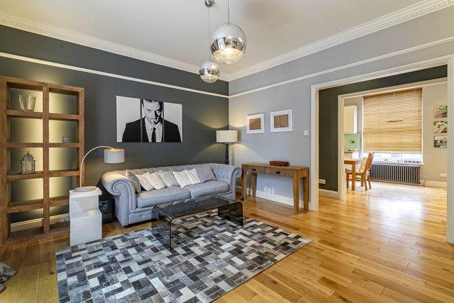 Thumbnail Flat to rent in Cloudesley Street, London