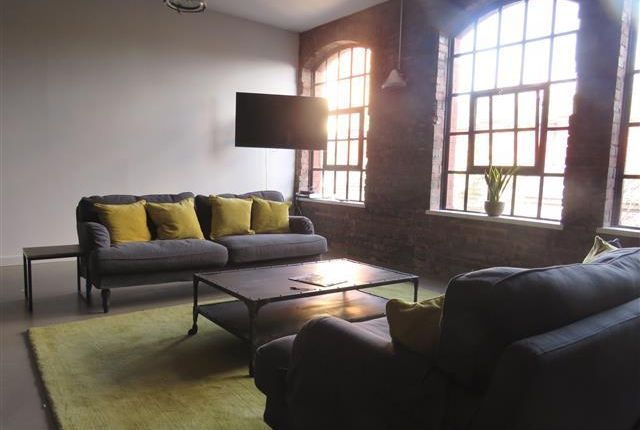 Thumbnail Penthouse to rent in Henrietta Street, Birmingham
