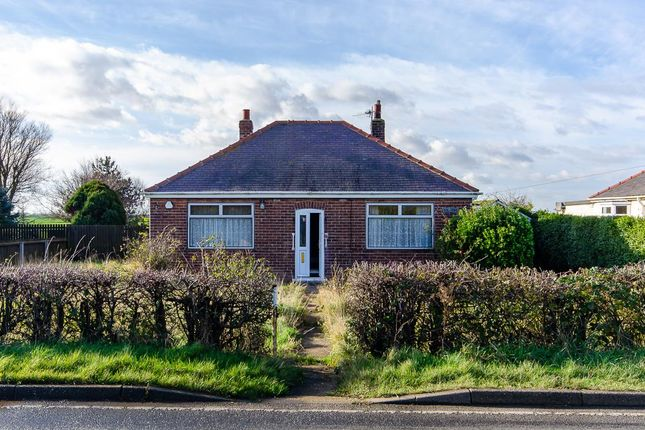 Thumbnail Detached bungalow for sale in Holmpton Road, Hollym, Withernsea