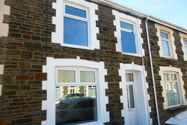 Thumbnail Terraced house for sale in Dumfries Street, Treorchy