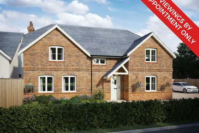 Thumbnail Detached house for sale in Beggarsbush Hill, Benson, Wallingford