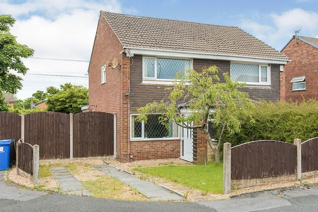 2 bed semi-detached house to rent in Countess Way, Euxton, Chorley PR7