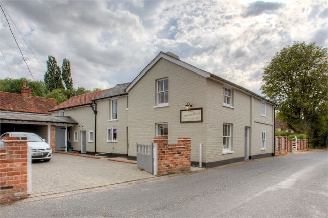 Thumbnail Detached house for sale in Layer Road, Abberton, Essex