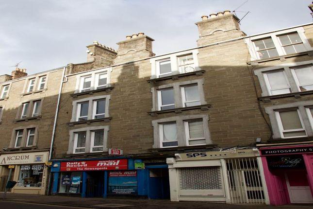 Exterior of Albert Street, Dundee DD4