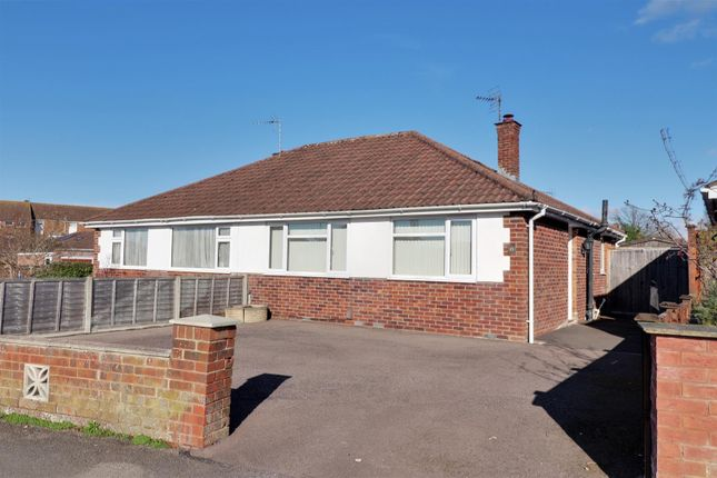 Thumbnail Semi-detached bungalow for sale in Lincoln Avenue, Warden Hill, Cheltenham