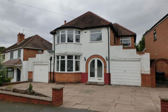 Thumbnail Property for sale in Cubley Road, Hall Green, Birmingham