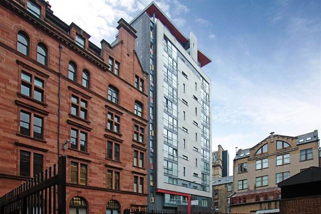 Thumbnail Flat to rent in Holm Street, Glasgow