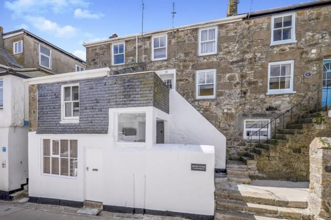 Terraced house for sale in St.Ives, Cornwall