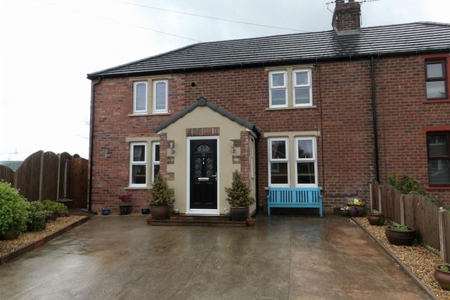 4 bed semi-detached house for sale in Lonning Foot, Rockcliffe, Carlisle CA6