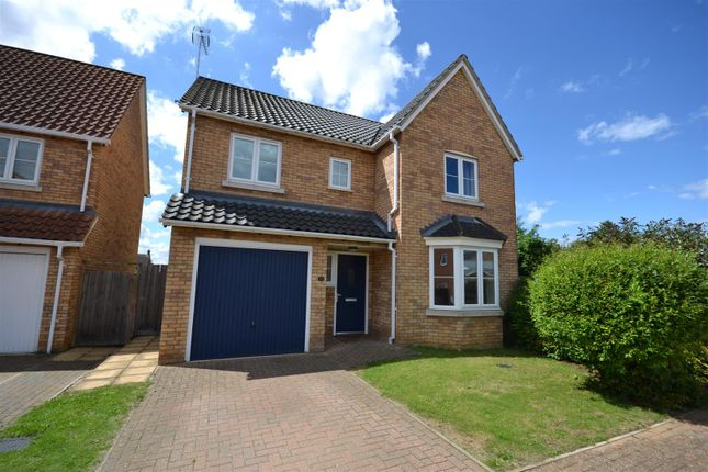 Thumbnail Detached house for sale in Station Road, Snettisham, King's Lynn