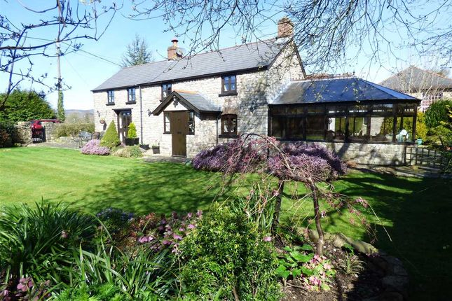 Thumbnail Detached house for sale in Vine Tree Cottage, Pound Lane, Caerwent