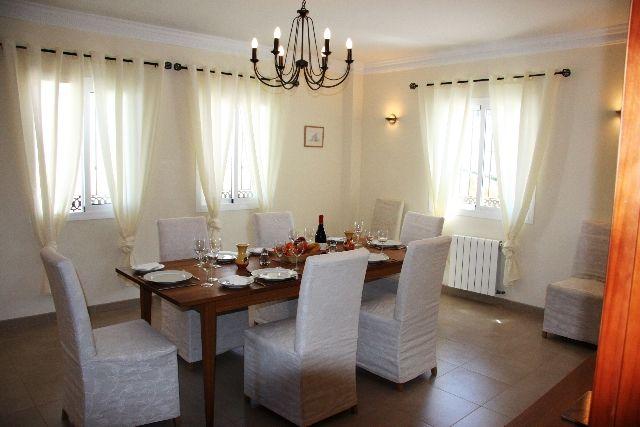 Dinning Room. of Spain, Málaga, Frigiliana, Cortijos De San Rafael