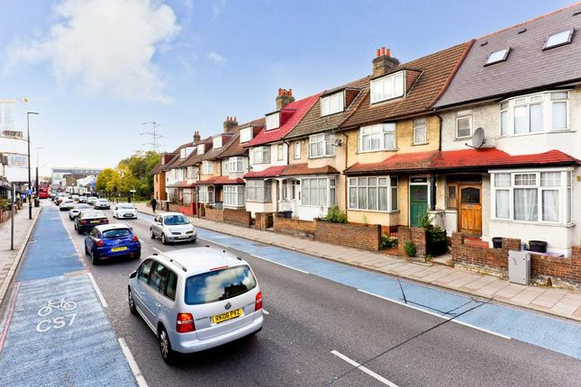 Thumbnail Terraced house for sale in High Street Colliers Wood, Colliers Wood, London