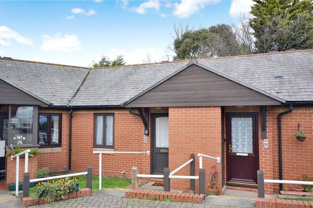 Thumbnail Bungalow for sale in Orchard Gardens, Ipswich Road, Colchester