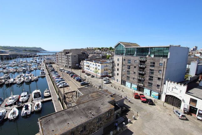 Thumbnail Flat for sale in Century Quay, Sutton Harbour, Plymouth