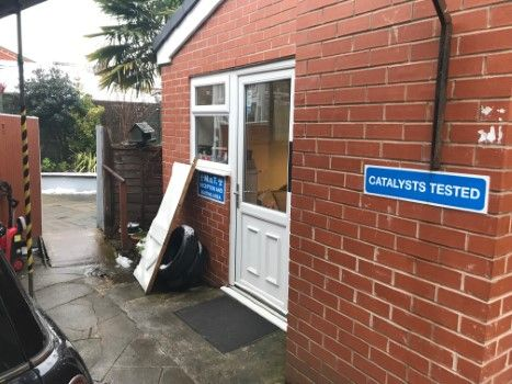Thumbnail Parking/garage for sale in Worsley Road, Swinton, Manchester