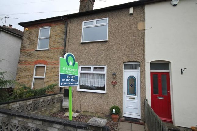 Thumbnail Terraced house to rent in Richmond Road, Romford