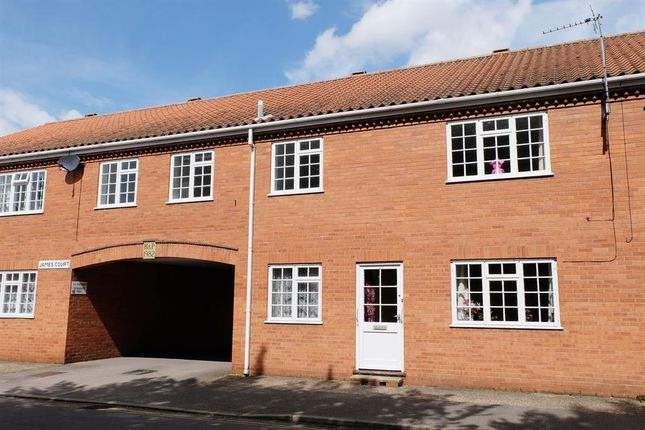 Thumbnail Maisonette for sale in James Court, Louth, Lincs