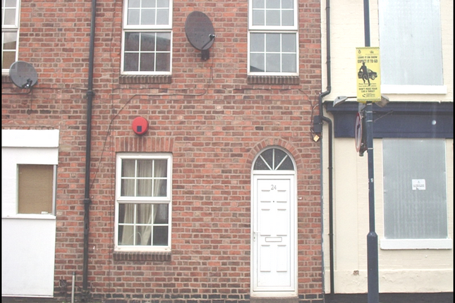 Thumbnail Terraced house to rent in Southampton Street, Leicester