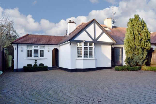 Thumbnail Semi-detached bungalow for sale in Lye Lane, Bricket Wood, St.Albans