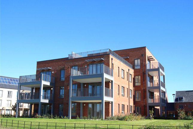 Thumbnail Flat for sale in Trumpington Meadows, Hauxton Road, Cambridge