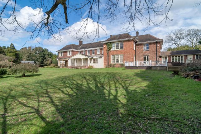 Thumbnail Country house for sale in Boothorpe Hall, Boothorpe, Nr. Ashby-De-La-Zouch