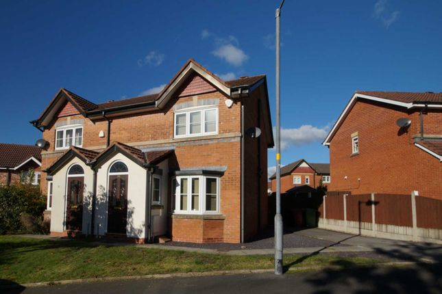 Thumbnail Semi-detached house to rent in Lowerbrook Close, Horwich, Bolton
