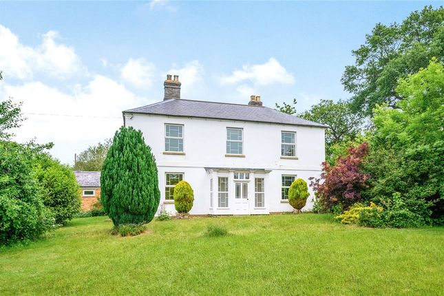 Thumbnail Detached house for sale in Northampton Road, West Haddon, Northampton