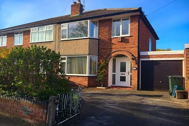 Thumbnail Property to rent in Baker Drive, Great Sutton, Ellesmere Port