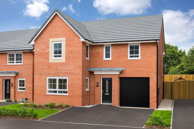 """4 bed detached house for sale in """"Halton"""" at Shipbrook Road, Rudheath, Northwich CW9"""